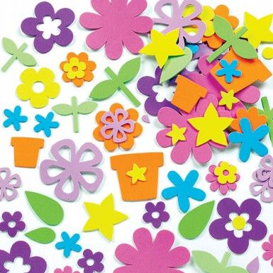 Flower-Garden-Foam-Stickers-Value-Pack-EK342_21