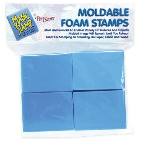 Magic Stamp -Moldable Foam-8ks